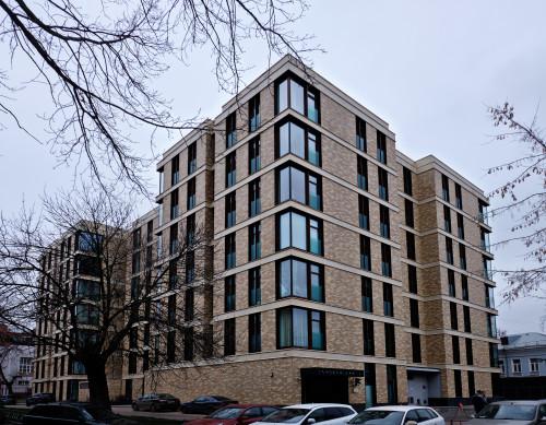 Апартаментный комплекс «Гороховский 12»
