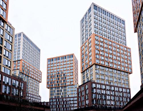 ЖК Vander Park, квартира 50 м2