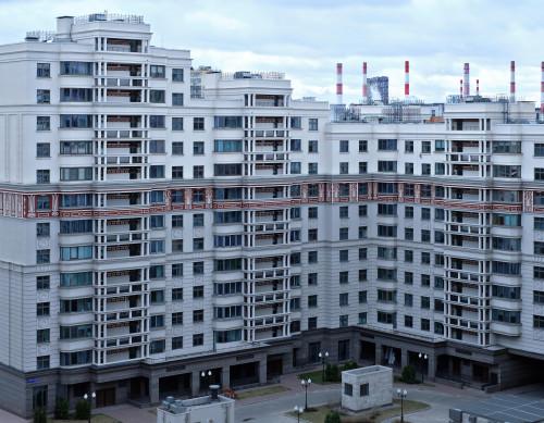 ЖК Донской Олимп, квартира 120 м2